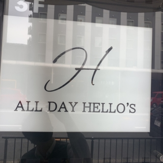 ALL DAY HELLO'S