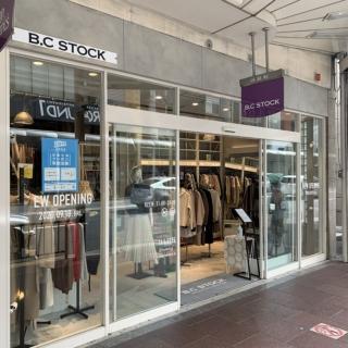 B.C STOCK 京都店