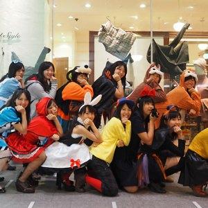 mikacha,ばいこ,みそら,うーぱー37♡,とまと,ゆずこ,カボチャのたいたん,ぼにゅう,まゆげ,いーこ,むくみ,はむ,いのげ