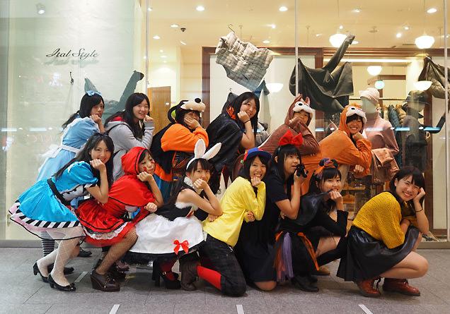 mikacha,ばいこ,みそら,うーぱー37♡,とまと,ゆずこ,カボチャのたいたん,ぼにゅう,まゆげ,いーこ,むくみ,はむ,いのげ様