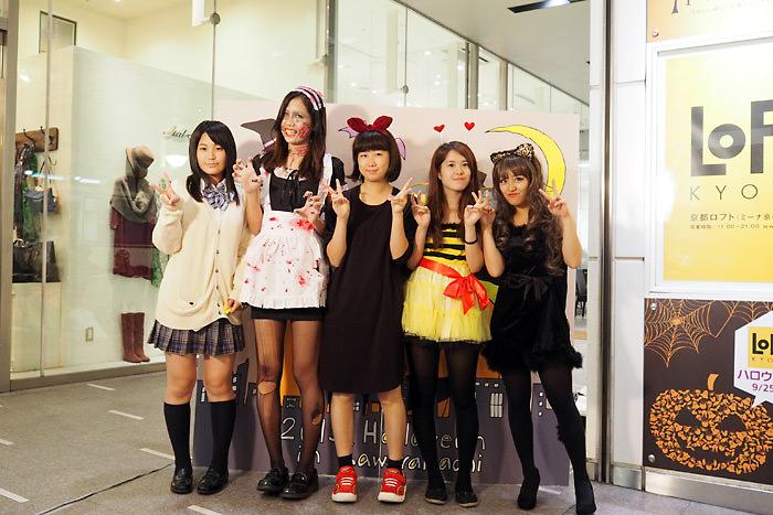 IZUMI&Tomoe&SARASA&Yuna&Shiho様